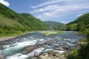 日本三大急流「球磨川」